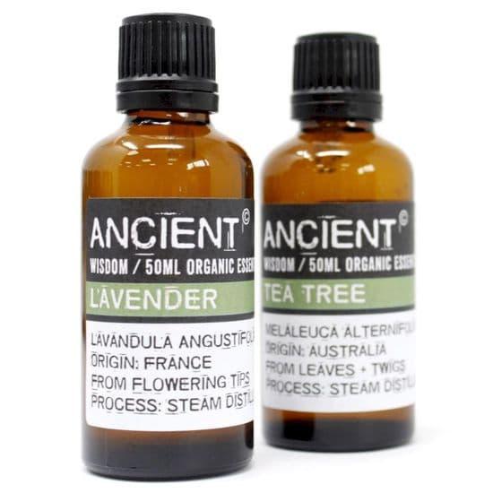 Organic Essential Oils 50ml