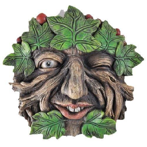 Root Berry Tree Man Plaque