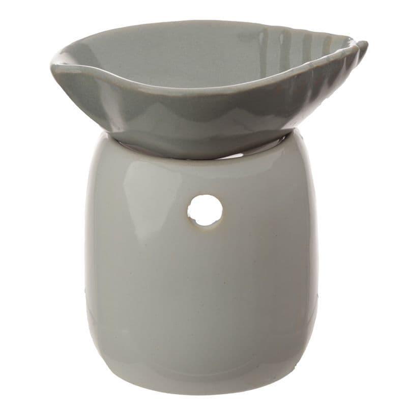 Shell Dish Ceramic Eden Oil and Tart Burner