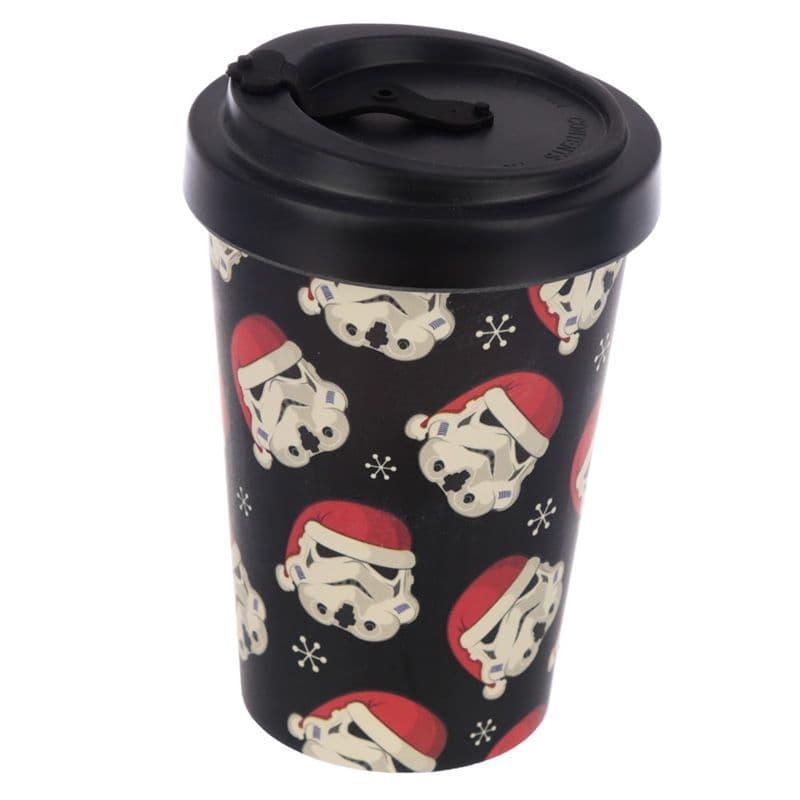 The Original Stormtrooper Christmas Screw Top Travel Mug