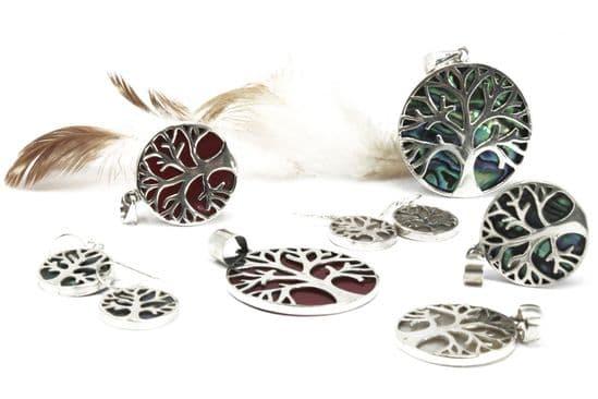 Tree of Life 925 Silver Jewellery.