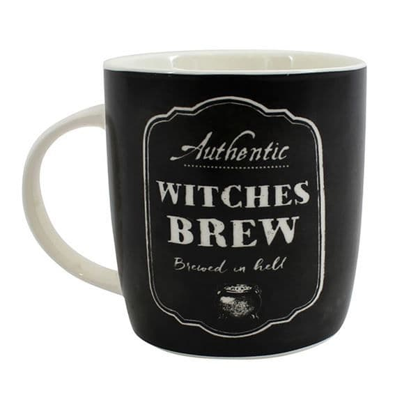 Witches Brew Mug In Gift Box