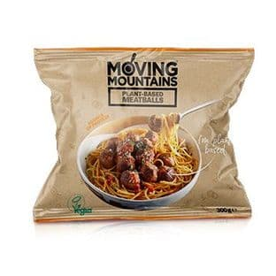 Moving Mountains Plant Based Meatballs - 300g