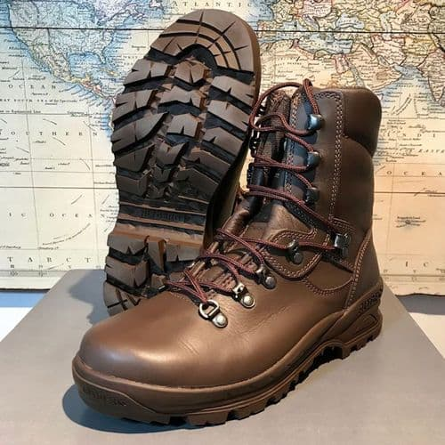 AltBerg Lady Sneeker AQUA Elite Boot MOD Brown