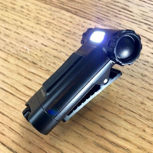 Coast HX3 White+UV LED Clip Vest Light