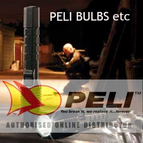Peli Bulbs & Brackets