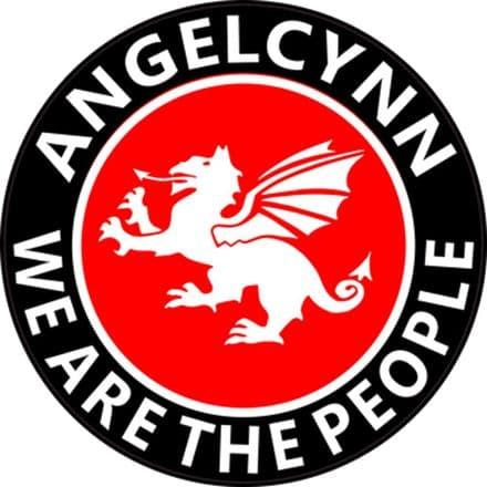 "Angelcynn ""The People"" Car Window Sticker (BD)"