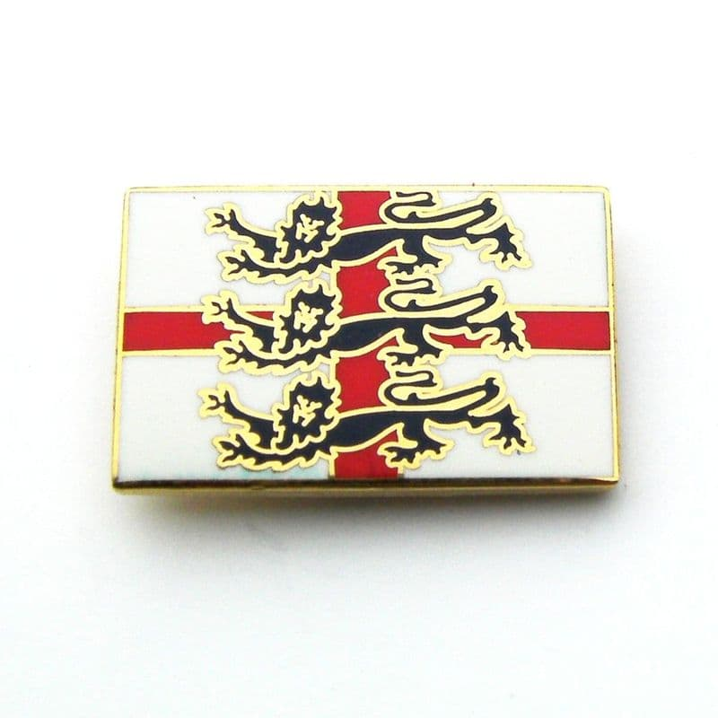 England Badge - 3 Lions St George