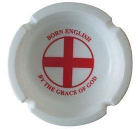 England Ashtray
