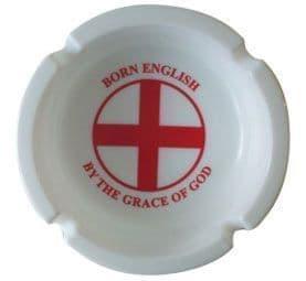 England Ashtray