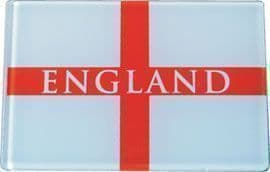 England Fridge Magnet