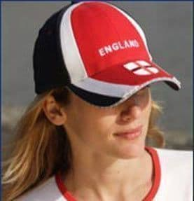 England Tour Collection  Baseball Cap