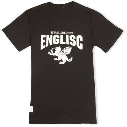 Englisc 449 T-Shirt  - Black