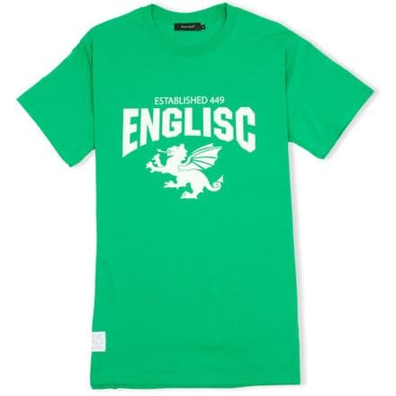 Englisc 449 T-Shirt  - Green