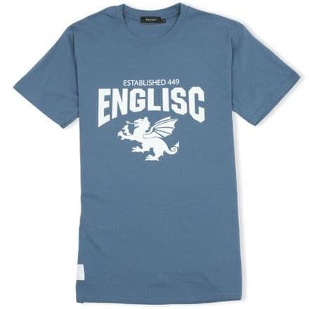 Englisc 449 T-Shirt  - Indigo