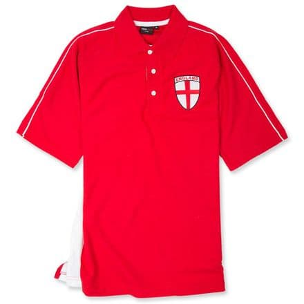Finden and Hales England Polo Shirt