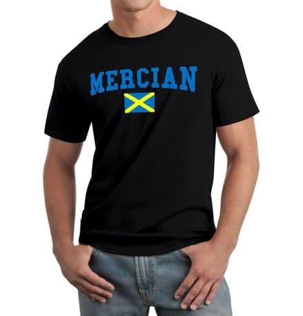 Mercian T-shirt - Black