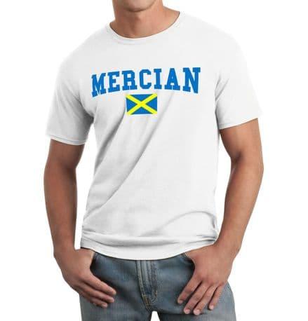 Mercian T-shirt - White