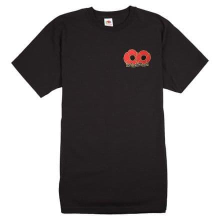 "Poppy T-shirt ""Try Burning These"""