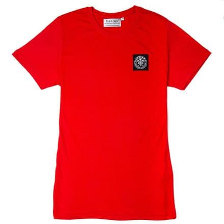"Senlak ""Ada"" Ladies T-Shirt - Red"