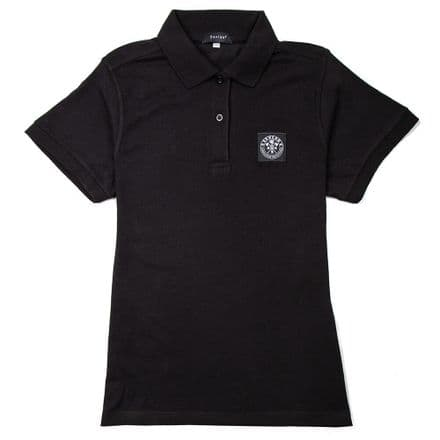 "Senlak ""Beda"" Ladies Polo Shirt - Black"