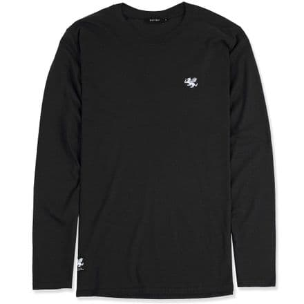 Senlak Classic Longsleeve T-shirt - Black