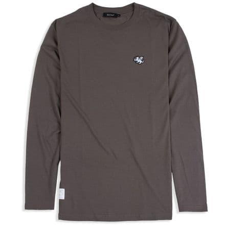 Senlak Classic Longsleeve T-shirt - Dark Grey