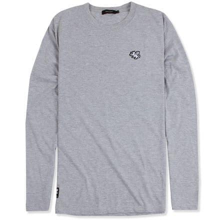 Senlak Classic Longsleeve T-shirt - Light Grey