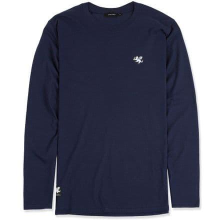 Senlak Classic Longsleeve T-shirt - Navy