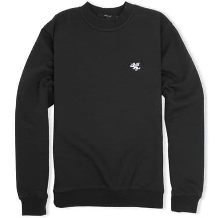 Senlak Dragon Sweatshirt - Black