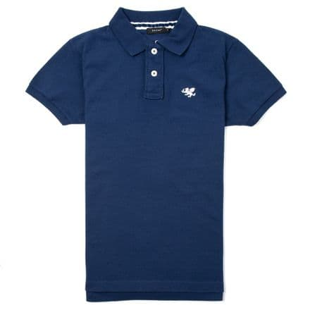 "Senlak ""Elton"" Polo Shirt - Navy"