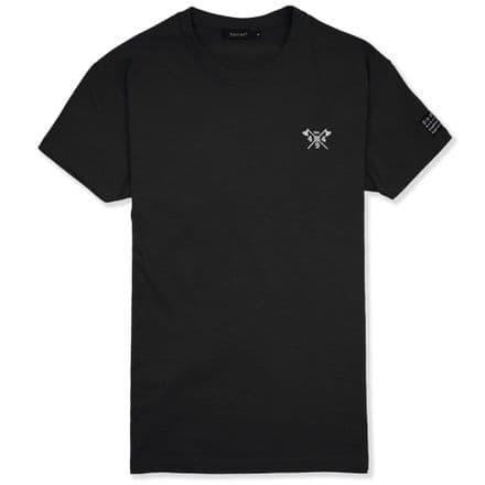 "Senlak ""Leofwine"" T-Shirt - Black"