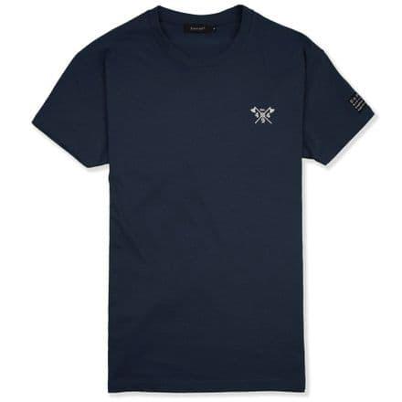 "Senlak ""Leofwine"" T-shirt - Navy"