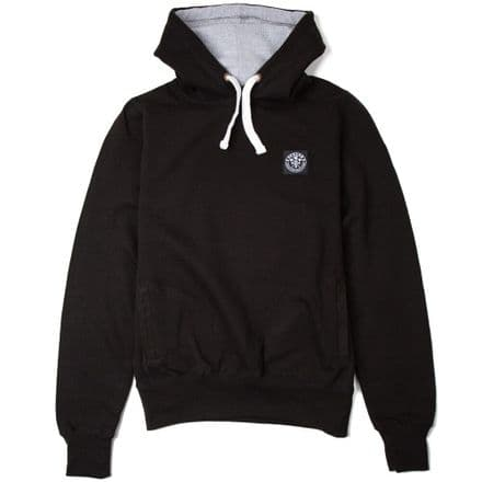 "Senlak ""Penda"" Hooded Sweatshirt - Black"