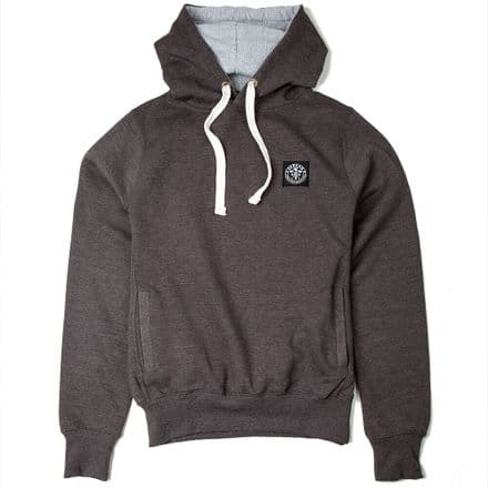 "Senlak ""Penda"" Hooded Sweatshirt - Charcoal"