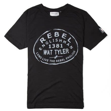 """Senlak """"Tyler"""" T-Shirt - Black"""