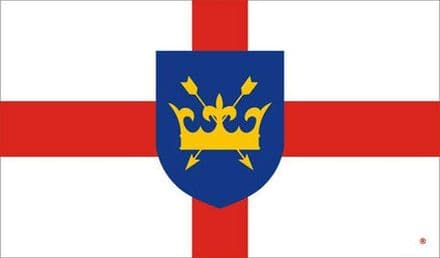 St Edmund Coat of Arms Flag