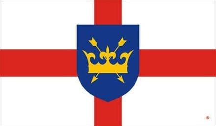 St Edmund Coat of Arms Flag