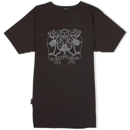 Tiw T-Shirt  - Black