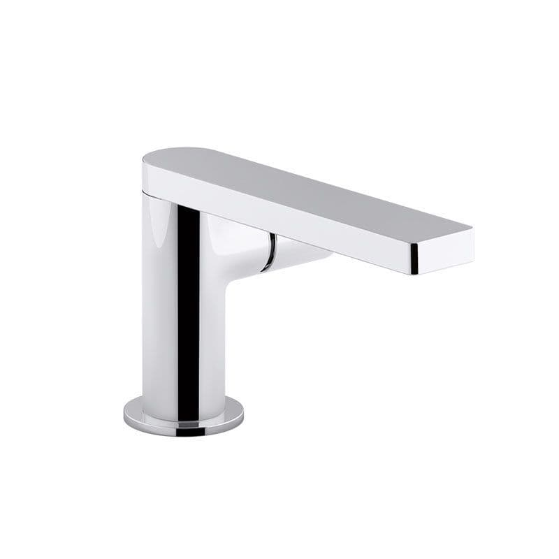 Kohler Composed Deck-Mounted Monobloc Basin Mixer Tap with Dial Control