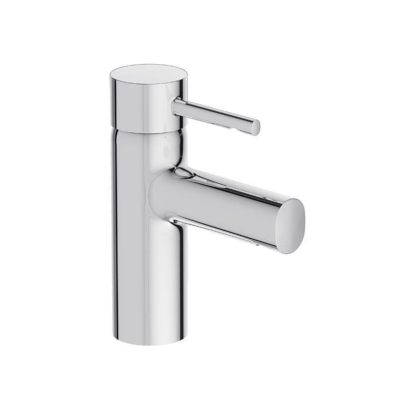 Kohler Cuff Deck-Mounted Monobloc Basin Mixer Tap with Lever Handle