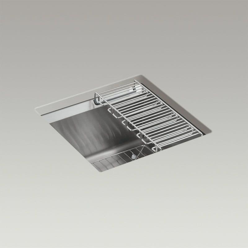Kohler 8 Degree 457mm Kitchen Sink