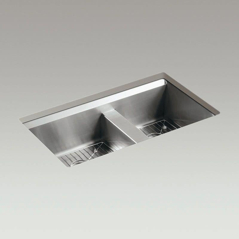 Kohler 8 Degree 838mm 1.5 Bowl Kitchen Sink