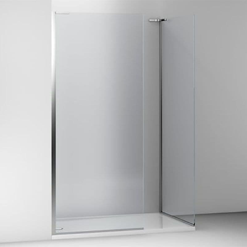 Kohler Composed 1200mm Walk-In Shower Enclosure