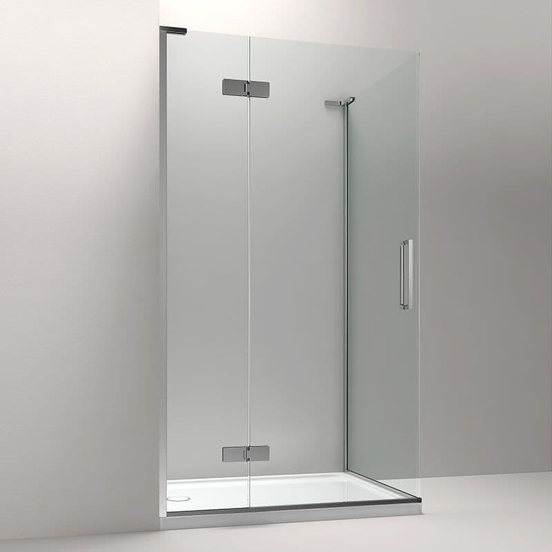 Kohler Composed 1400mm Hinged Door Corner Shower Enclosure
