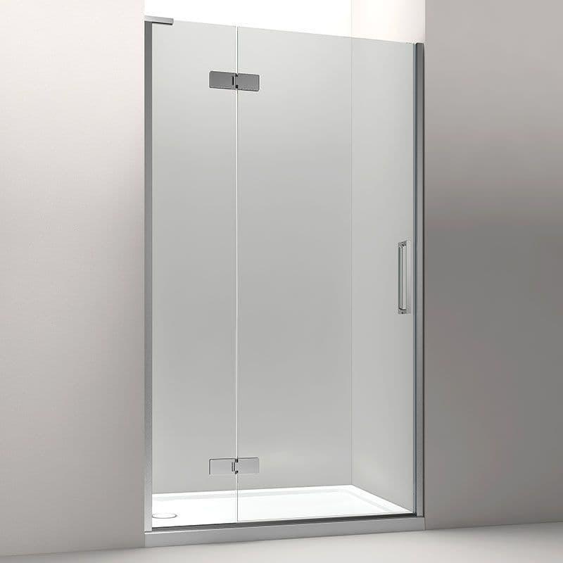 Kohler Composed 1400mm Hinged Door Recessed Shower Enclosure