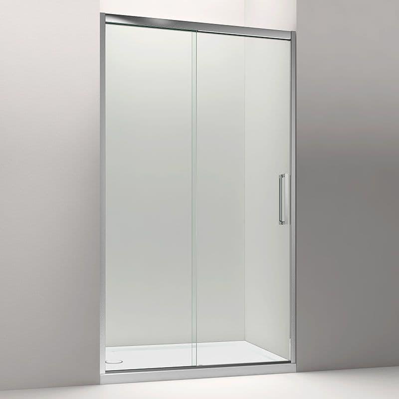 Kohler Composed 1400mm Sliding Door Recessed Shower Enclosure