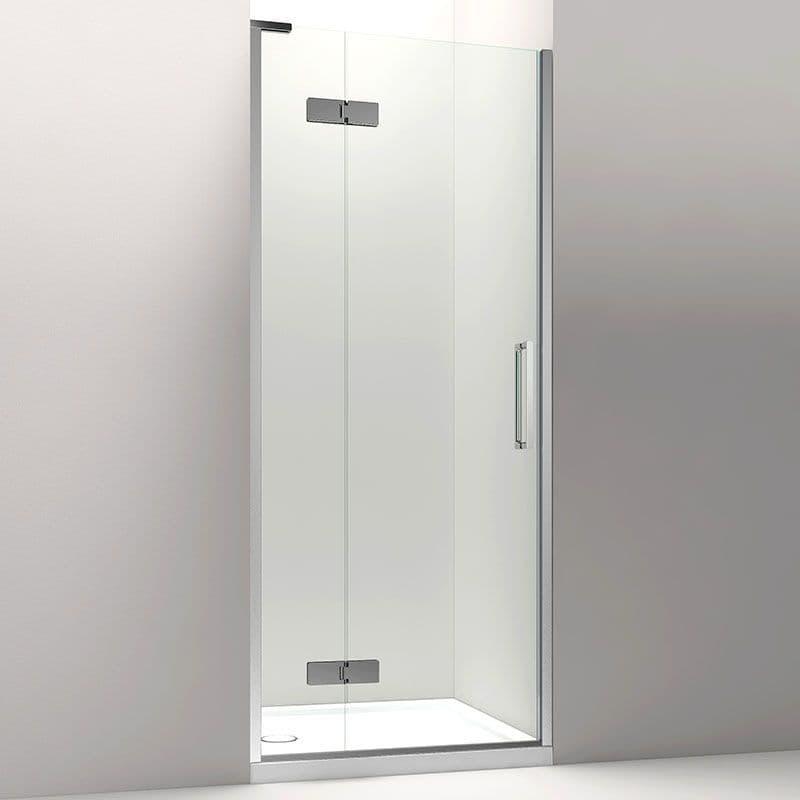 Kohler Composed 800mm Hinged Door Recessed Shower Enclosure