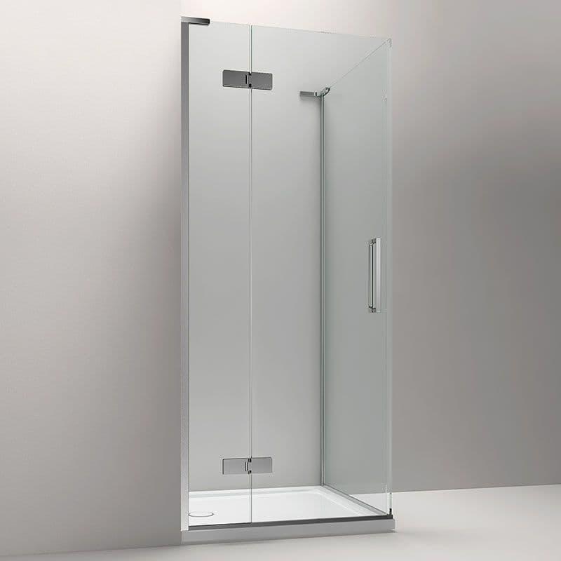 Kohler Composed 900mm Hinged Door Corner Shower Enclosure