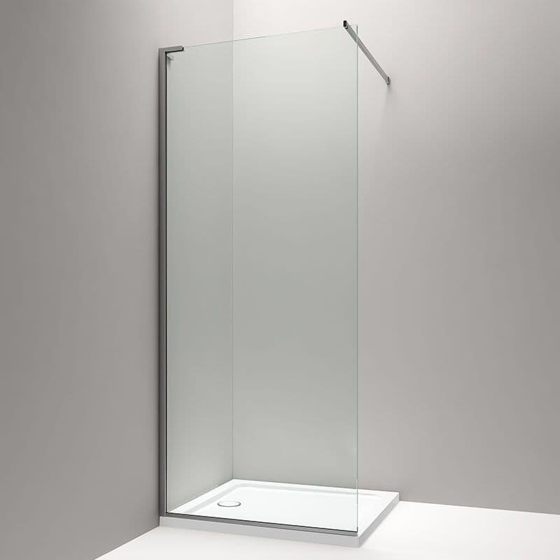 Kohler Composed 900mm Walk-In Shower Enclosure Divider Panel
